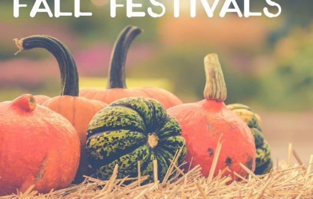 Halloween versus Fall Festivals: My Take on the Debate | Mini Van Dreams