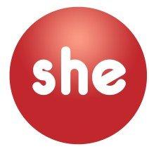SHE Logo