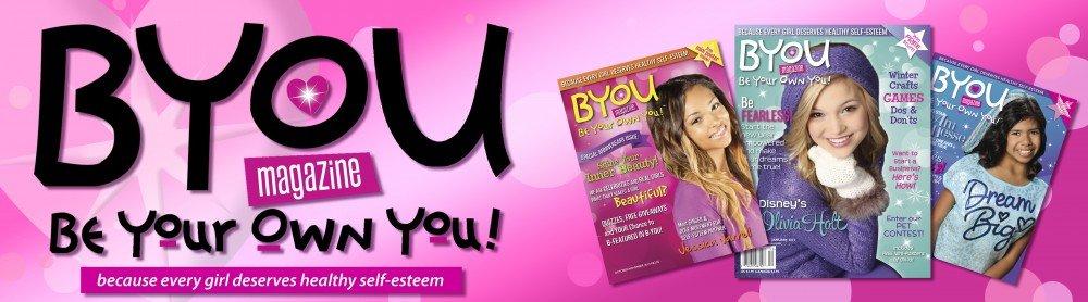 BYOU Magazine Header