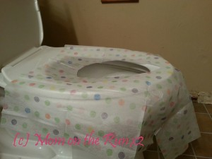 Potty Cover Toilet Seat Cover