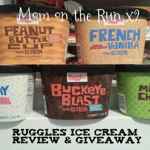 Ruggles Premium Ice cream Review and Giveaway
