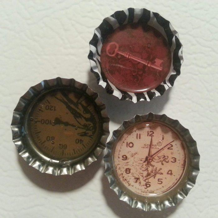 easy fridge magnets done