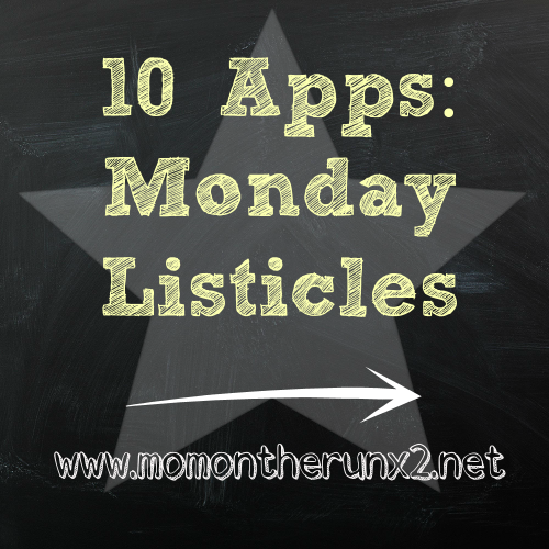 10 apps mondaylisticles