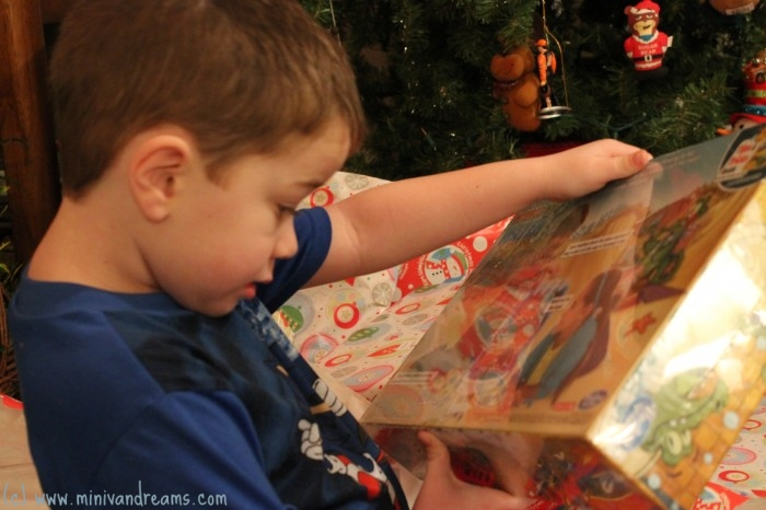 Christmas 2013 - Bo Gifts