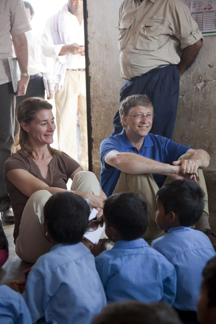 bill and melinda gates annual letter