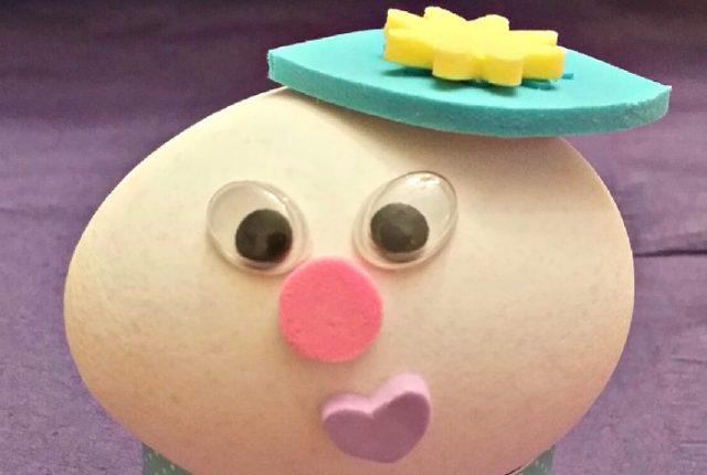 Egg Decorating Ideas via Mini Van Dreams