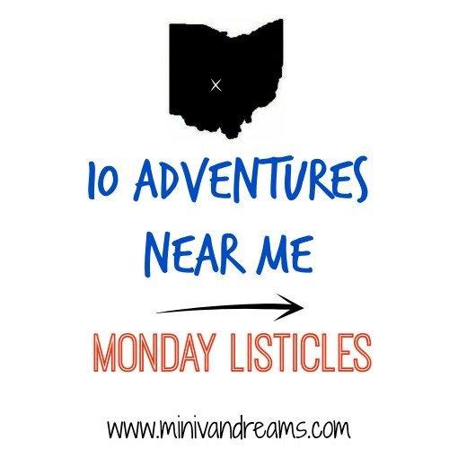 Adventures To Have Near Me Monday Listicles Mini Van