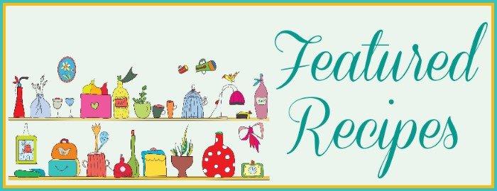 Tickle My Tastebuds via Mini Van Dreams #recipes #tuesdaybloghops