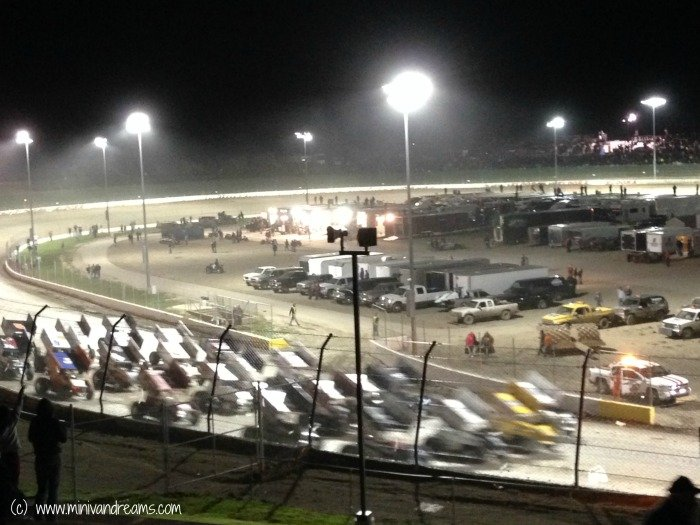 Often Imitated, Never Duplicated via Mini Van Dreams #wordlesswednesday #eldoraspeedway #bigE