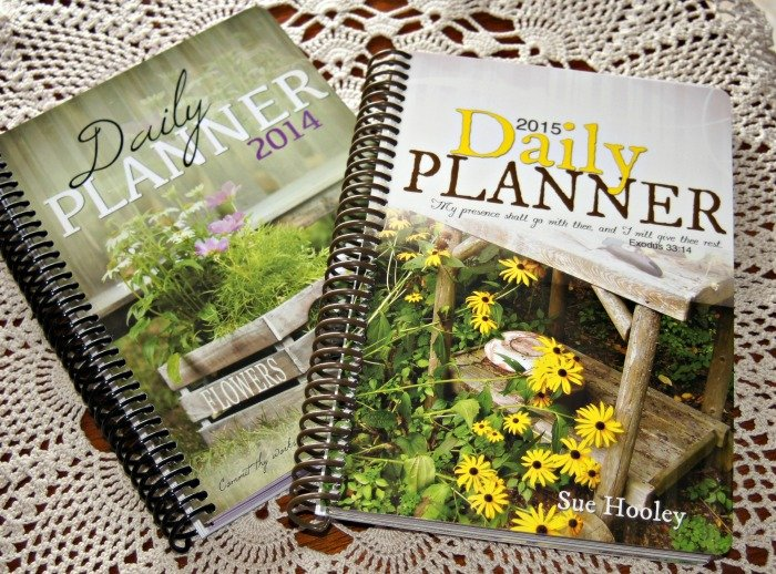 2014 & 2015 Daily Planner Giveaway | Mini Van Dreams #dailyplanner #giveaway