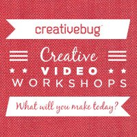 Get Creative with CreativeBug via Mini Van Dreams