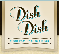 Dish Dish Online Cookbook | Mini Van Dreams #recipes #cookbook #prfriendly