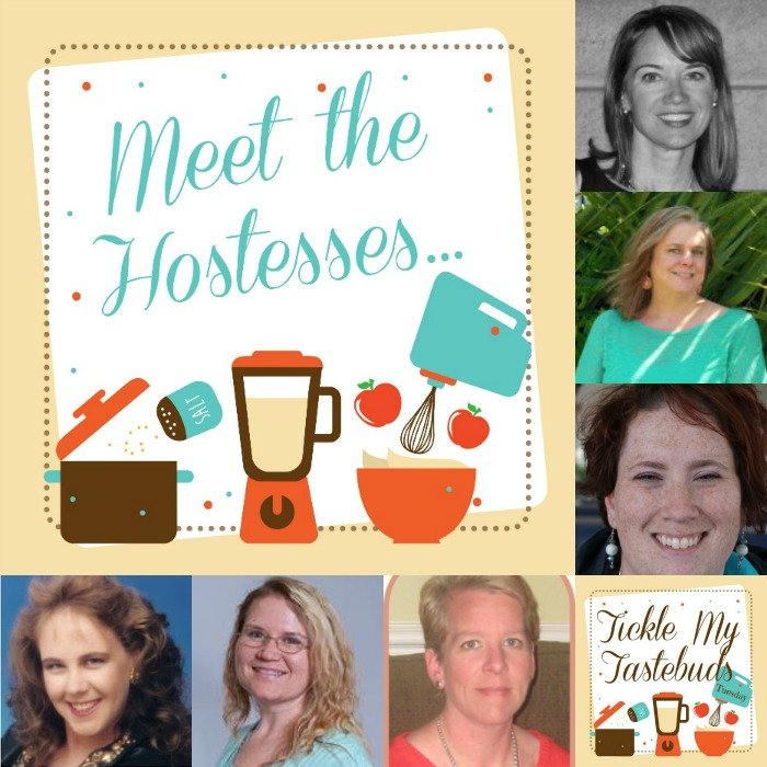 Meet the Hostesses of Tickle My Tastebuds