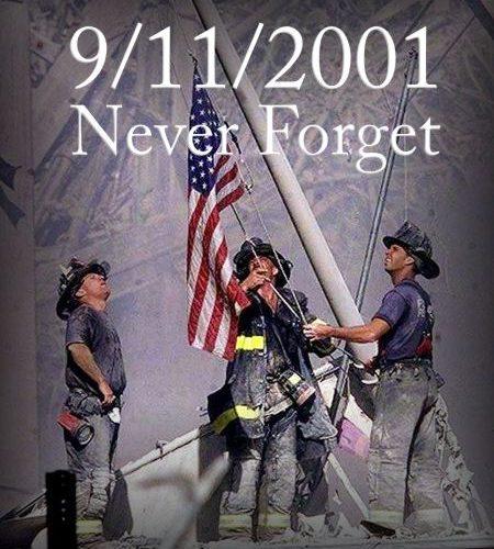 In Remembrance of 9-11 | Mini Van Dreams