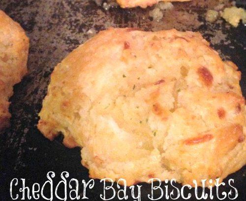 Cheddar Bay Biscuits   Mini Van Dreams #easyrecipes #recipes