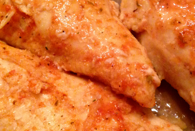 Zesty Chicken | Mini Van Dreams #recipes #chickenrecipes