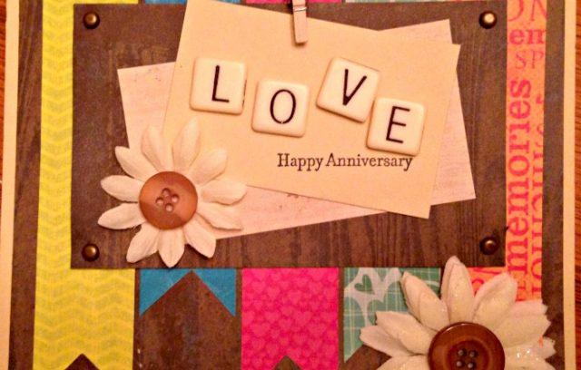 Anniversary Card   Mini Van Dreams