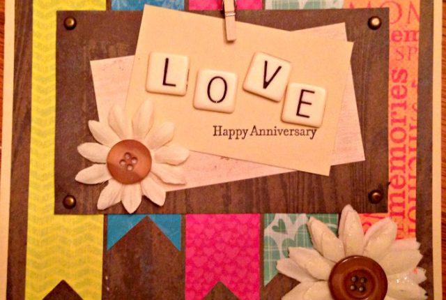 Anniversary Card | Mini Van Dreams