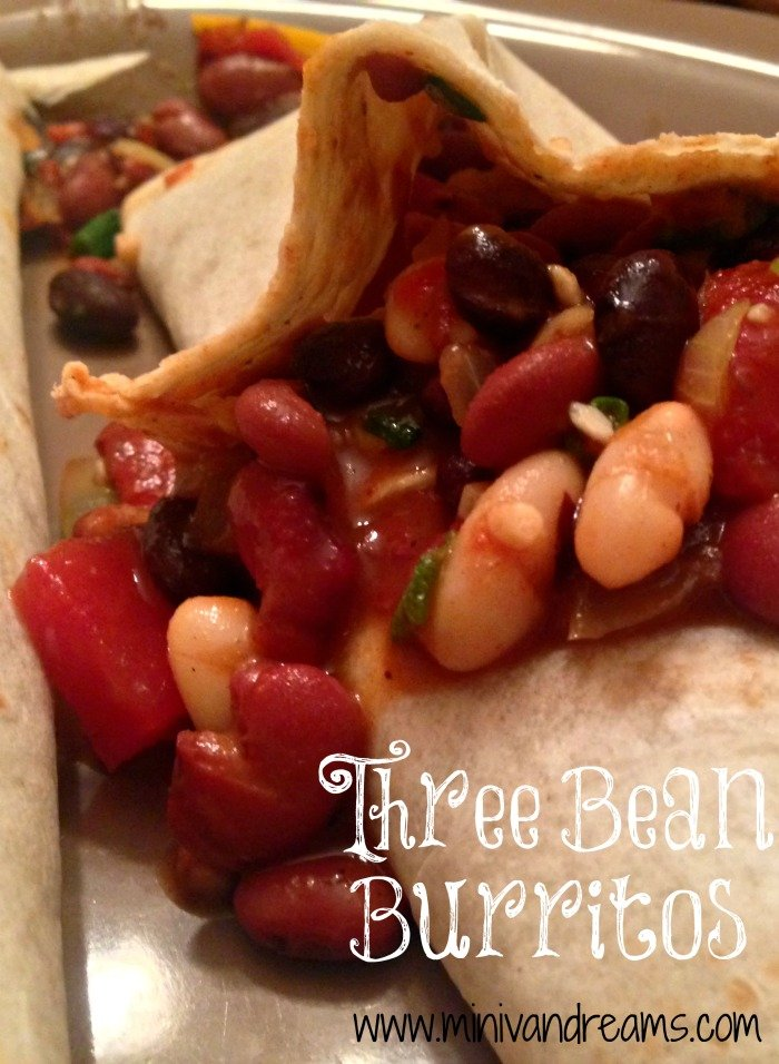 how to cook canned pinto beans for burritos