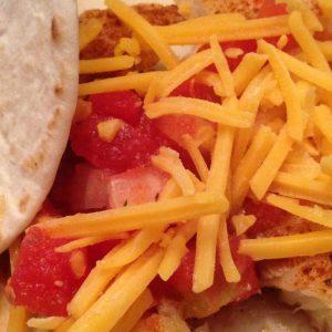 Cajun Fish Tacos | Mini Van Dreams