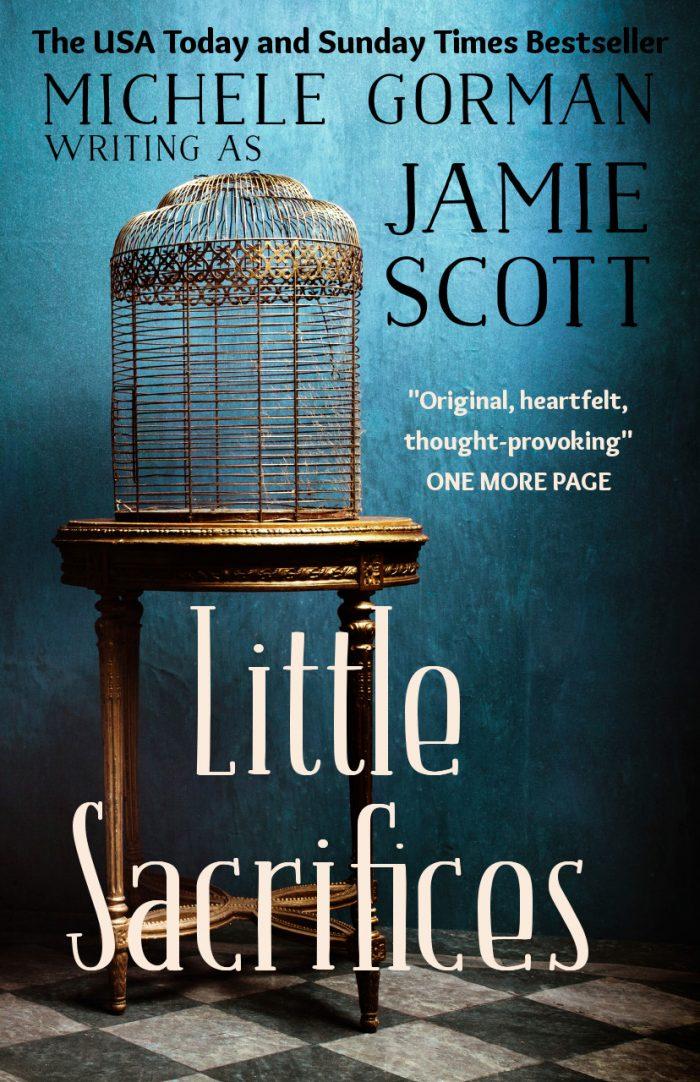Little Sacrifices by Jamie Scott | A Book Review