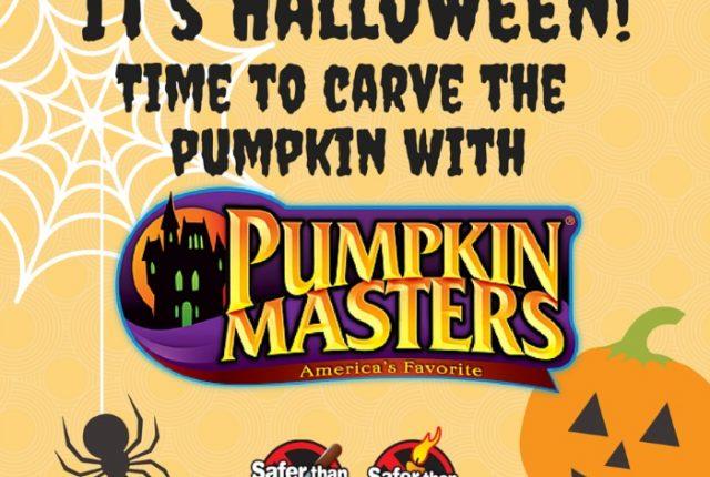 Pumpkin Carving Fun with Pumpkin Masters   Mini Van Dreams