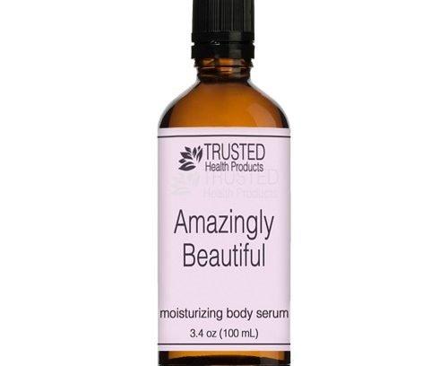 Amazingly Beautiful Body Moisturizing Serum | Mini Van Dreams