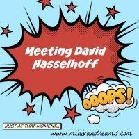 Meeting David Hasselhoff