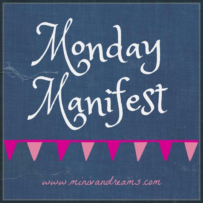 Monday Manifest: October Things | Mini Van Dreams