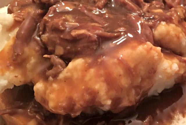 Roast Beef Hot Shots | Mini Van Dreams