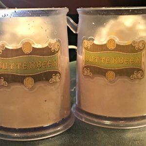 Famous Leaky Cauldron's Butter Beer | MIni Van Dreams