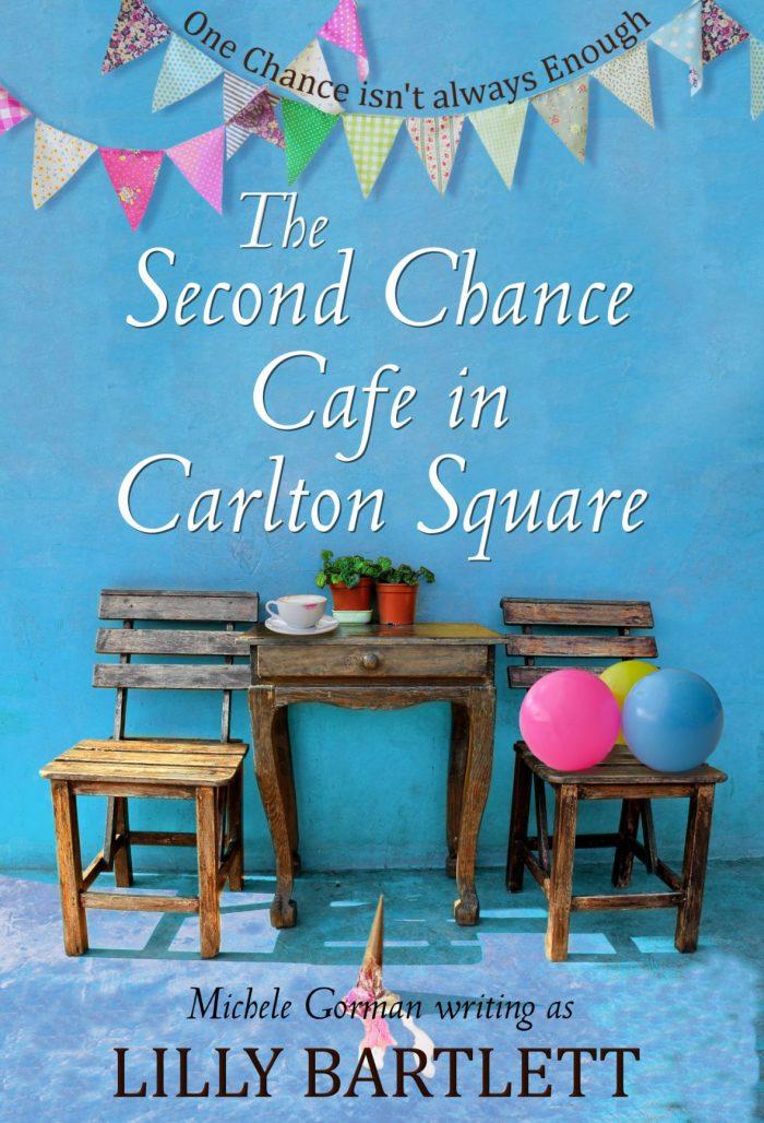 The Second Chance Cafe in Carleon Square   Mini Van Dreams