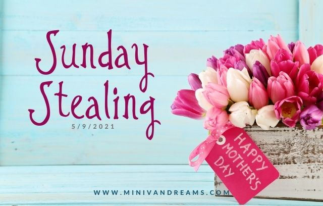 Sunday Stealing 5/9/21 | Mini Van Dreams